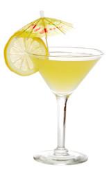 Лимончелло физз